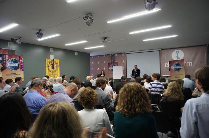 Division Conference 2012 in Alicante