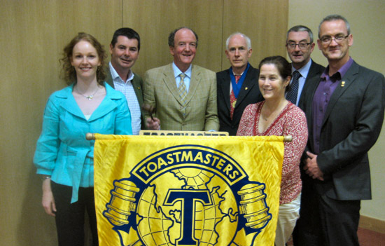 Toastmasters on Dundalk FM 100